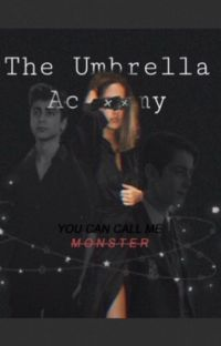 Ghost || Number Five || The Umbrella Academy cover
