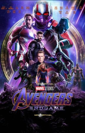 My Avengers Endgame by ThunderJam748