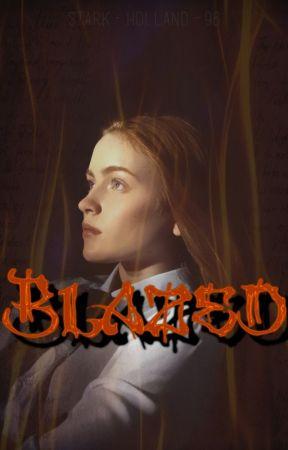 Blazed ~*~ [ THE UMBRELLA ACADEMY ] [ FIVE x OC ] by stark-holland-96