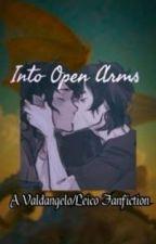Into Open Arms || Valdangelo by defective-talos