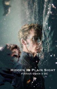 Hidden In Plain Sight | Finnick Odair. cover