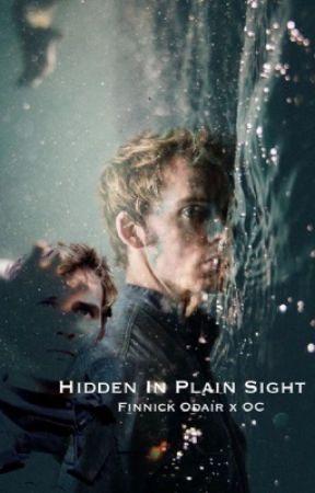 Hidden In Plain Sight   Finnick Odair. by blinkofstardust