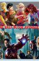 The Half-Blood Avengers by Quiet_Koalas