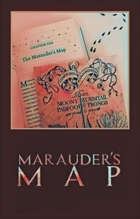 Marauder's Map | Book Recommendations by HPcommunity_