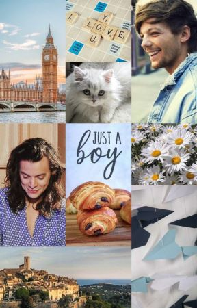 Just A Boy // L.S. by knuttie