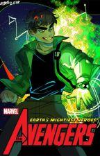 Ben 10: Earth's Mightiest Heroes by Firestorm808