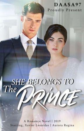 She BELONGS to the PRINCE by daasa97