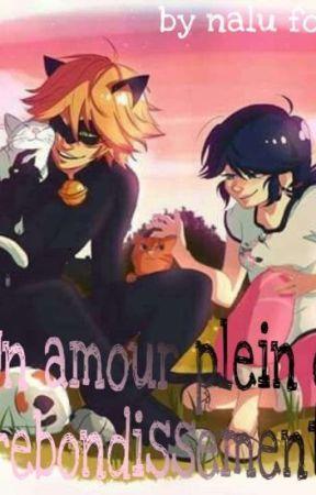 Un Amour Plein De Rebondissements  { TERMINER } by kurehaetukyo03