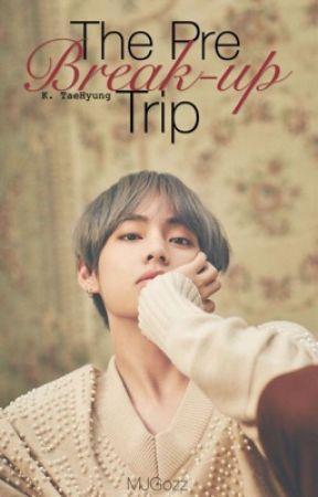 The Pre-Break-Up Trip   K. TaeHyung. by MJGozz