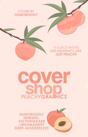 Cover Shop [Open] by PeachyGraphics