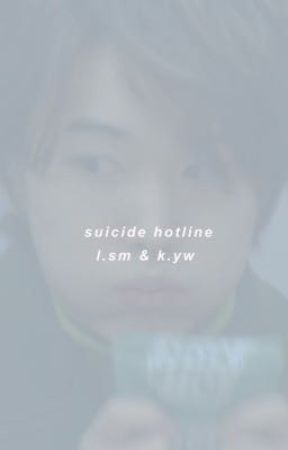 suicide hotline | l.sm & k.yw ✔️ by -chanhees