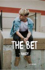 The Bet ~ Randy by suggymaynard_