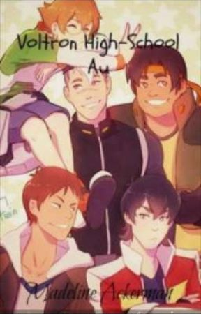 Voltron high-school  by tinytiger456