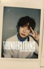 thunderstorms   hyungwonho by sujioutros