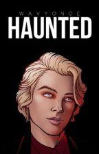 Haunted ▹ Klaus Hargreeves by wavyonce