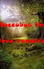 Soccubus The love Vampire by wuliyana123