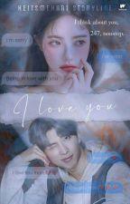 [C] I LOVE YOU! | 김남준 ✓ by heitsmehari