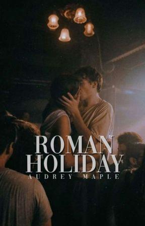 Roman Holiday  by CASPARITA