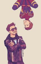 Home is where the (heart) Avengers Are by ElevatorsNotWorthy