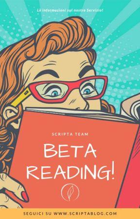 Beta Reading by ScriptaBlog