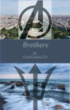 Brothers by GeekGalaxyGirl
