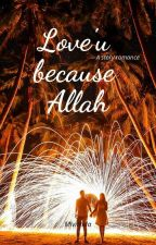 Love'u because Allah  by mvirandaa