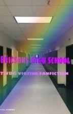 Ericson's Bording School☆Viotine fanfiction  by AnimeNatalee