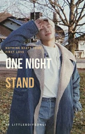 One Night Stand // Minjoon by littleboiyoongi