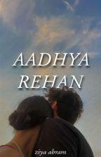 AADHYA REHAN ✓ by ziyaabram