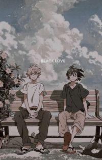 black love ; jjk ✓ cover