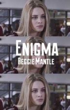 ENIGMA | REGGIE MANTLE [2] by arios2004