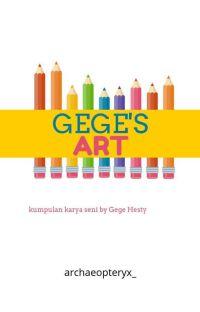 Gege's Art cover