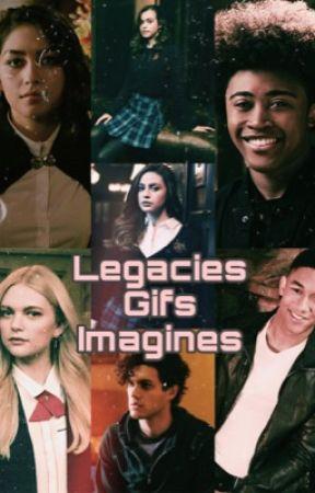Legacies Gifs Imagines  by bravesalycia