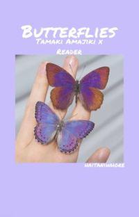 Butterflies ✿ a.t. cover