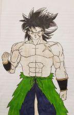 Naruto The Saiyan Shinobi Of Konoha by EpicError74