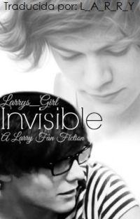 Invisible (Larry Stylinson AU) /Traducción/ cover