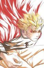 Iron will Fire soul by sliverokami