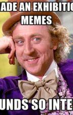 Random memes by Speed_ROA