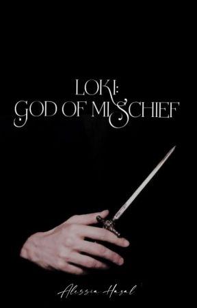LOKI: GOD OF MISCHIEF  by alessiahazal