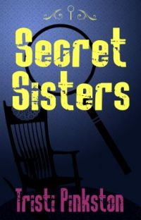 Secret Sisters - an LDS cozy mystery cover