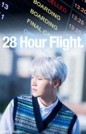 28 Hour Flight. | Min Yoongi by recklessch