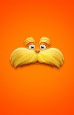 Lorax x Reader by _ghostyy