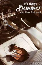 It's Always Summer on the Island by carolinaw16