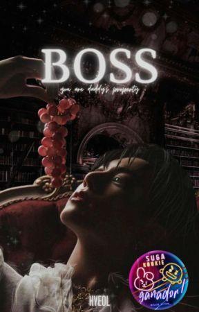 Boss || kookgi [+18] | by hyeoljong