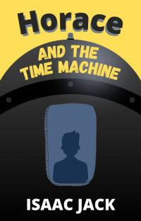 Horace and the Time Machine cover