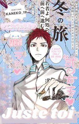 Juste toi 🌺 Akashi x reader