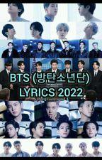 BTS LYRICS 2020 (방탄소년단) by jjajangmyeonshi