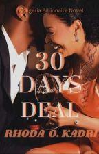 30 Days Deal by RhodaKadri
