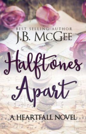 Halftones Apart by jbmcgee
