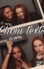 Choni texts  by Tonton51